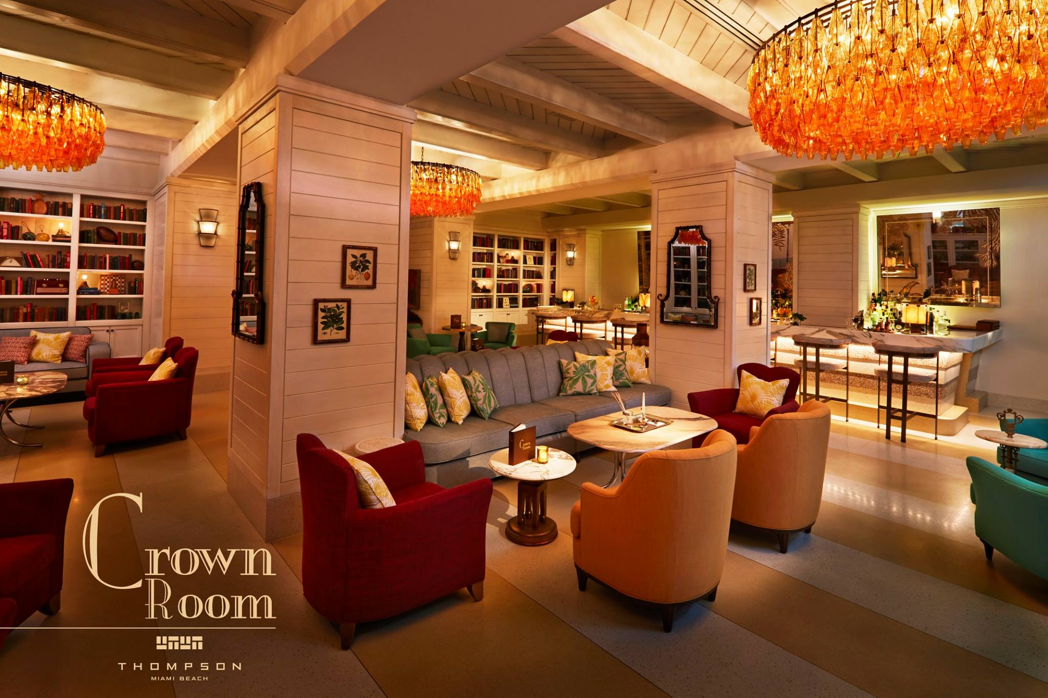 Crown Room Miami Beach